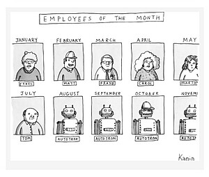 Employee ofthe month